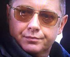 James Spader as Raymond 'Red' Reddington on The Blacklist