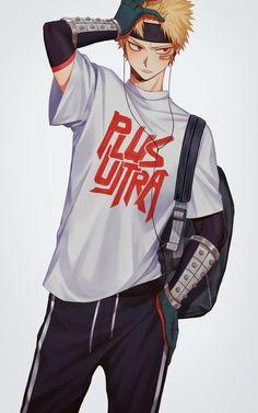 Hot Anime KatsuDeku~勝デク~Kacchan Deku~Bakugou x Midoriya - Boku No Hero Academia, My Hero Academia Memes, Hero Academia Characters, My Hero Academia Manga, Hot Anime Boy, Cute Anime Guys, Anime Love, Bakugou Manga, Chica Anime Manga
