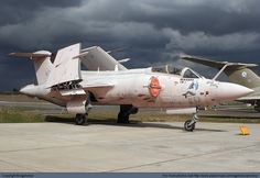 Royal Air Force (RAF) Blackburn Buccaneer S.2B XX901