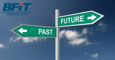 Breathe in The Future, Breathe out The Past. !!