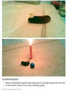 Awww... so thoughtful :(