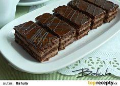 Czech Recipes, Ethnic Recipes, Nutella, Baked Goods, Tiramisu, Ale, Deserts, Treats, Baking