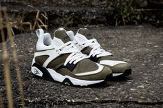 #Puma Blaze of Glory - Fall 2014 collection #sneakers