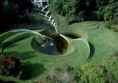 The Garden of Cosmic Speculation – Scotland