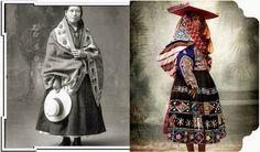 PERU http://www.nomad-chic.com/collage-peru-style-alta-moda-by-mario-testino.html