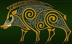 PROTO-GERMANIC & INDO-EUROPEAN STUDIES: Celtic polytheism