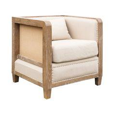 Derrida Club Chair