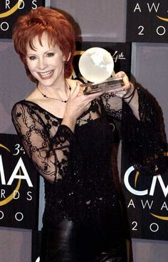 Reba McEntire - Country Music Star and actress