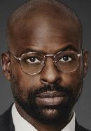 Sterling K. Brown as Christopher Darden in The People v. O.J. Simpson TV show. Fact-checking the TV show: http://www.historyvshollywood.com/reelfaces/people-v-oj-simpson/