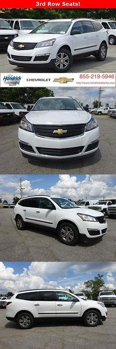 SUVs: Chevrolet: Traverse Fwd 4Dr Ls W/1Ls Fwd 4Dr Ls W/1Ls New Suv Automatic Gasoline Summit White BUY IT NOW ONLY: $34993.0 #priceabateSUVs OR #priceabate