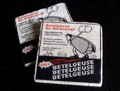 NEW BioExorcist Betelgeuse Tumbled Chiro Tile by SickAndTiled, $13.00