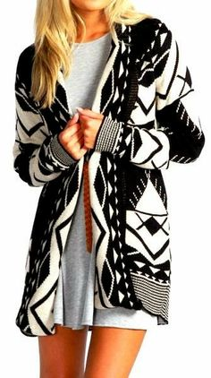stitch fix stylist-like patterned cardigans-this may be a tad too long on me though