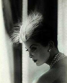 1951 Dior hat