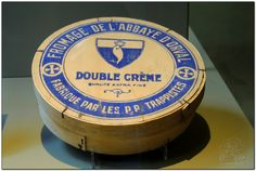 Cheese from the Orval Abbey, Gaume region of Belgium near Florenville. Extra fine quality.