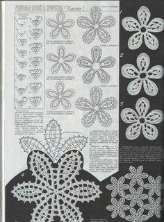 crochet beauty leaves | make handmade, crochet, craft