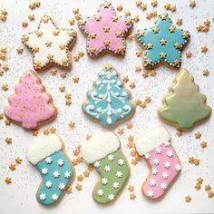 SweetAmbs Holiday Cookie