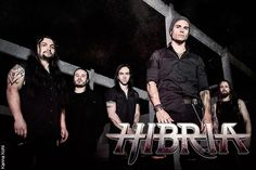 Resenha do Rock: Hibria: confira Eduardo Baldo massacrando a bateri...