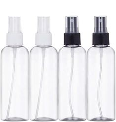 PET Spray Bottle With Mist Sprayer Terephthalic Acid, Pet Bottle, Water Bottle, Pots, Plastic Spray Bottle, Alcohol, Perfume, Bottles And Jars, Deodorant