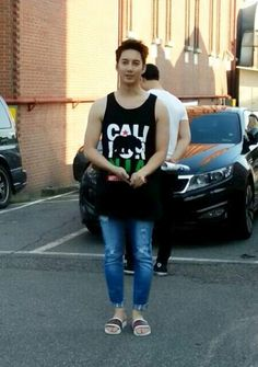 SS501/ Kim Hyung Jun - Chungwoon Church Benefit Concert