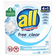 Best Laundry Detergent, Static Cling, Medical Help, Health Facts, Sensitive Skin, Biodegradable Products, Stains, Cleaning, Fabric Softener