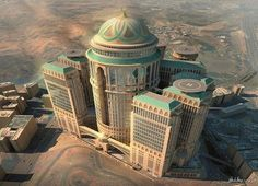 Luxury Hotels In Mecca Saudi Arabia, Good Hotels In Mecca, Luxury Hotels In Makkah. Abraj Kudai, Mecca, Saudi Arabia World's biggest hotel Beautiful Places To Travel, Cool Places To Visit, Wonderful Places, Beautiful World, Places To Go, Beautiful Hotels, Some Amazing Facts, Interesting Facts About World, Unique Facts