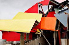 BioMuseo designer Frank Gehry