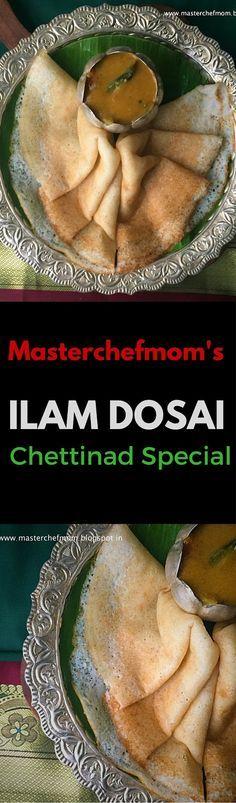MASTERCHEFMOM: ILam Dosai | Soft Dosai Recipe | Fermented Rice and lentil Crepes from Tamilnadu |How to make Soft Dosai | Traditional South Indian Recipe | Gluten free and Vegan Recipe