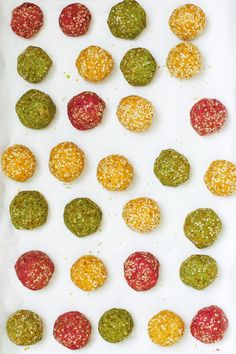 Colorful falafel - spinach, beet & sweet potato Vegan & gluten free Plus recipe for pickled turnips