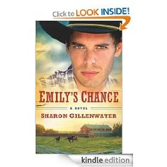 Emily's Chance by Sharon Gillenwater  Christian Fiction