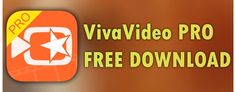 VivaVideo Pro APK is a video editing software for PC & SmartPhones. This app is considered as one of the best Video Editing Apps for Android. VivaVideohas 100 million+ users worldwide and is ranked number 1 video editors for Android. Video editing on WindowsPC is easy as compared to the Android because there are not …https://techranc.com/vivavideo-pro-apk/