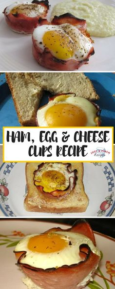 These are so easy and so good. These are also gluten free and feeds a crowd. My kids even ate the spinach. Sort of a clever take on green eggs and ham.