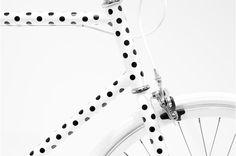 Dotted bike