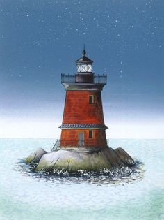'Lighthouse III' by Gary Walton