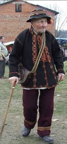 Old Hutsul , W Ukraine, from Iryna