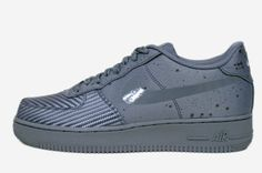 half off 3813d f51a3 Nike Air Force 1 Low Grey Ones SP Cheap Nike Roshe, Nike Roshe Run,