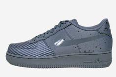 Nike Air Force 1 Low Grey Ones SP