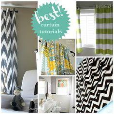 Best Curtain Tutorials