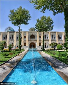 Abassi Hotel , Isfahan , Iran