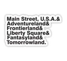 The Kingdom's Lands Sticker