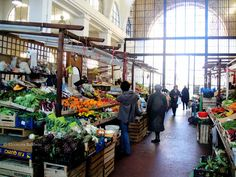 Aglio, Olio e Peperoncino: Local Rome Markets