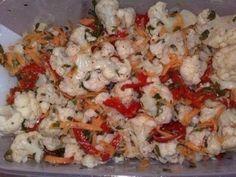 Приготовить пикантное блюдо из цветной капусты не составит труда!   Шедевры кулинарии