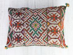 cojín étnico decoración marroquí. dar amïna shop