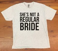 Hen party t-shirts that are sassy, stylish and fun - see our top 10 picks!