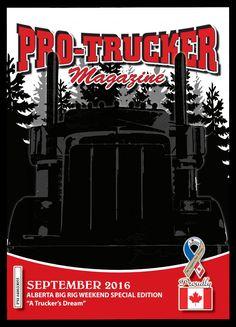 Pro-Trucker Magazine | Canadian Trucking Magazine