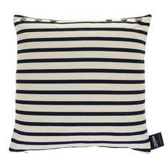Jean Paul Gaultier Petit Marin Cushion - Ecru Bleu - 40x40cm | £81.00 at Amara