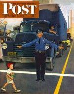 Traffic Cop (George Hughes, September 3, 1949)