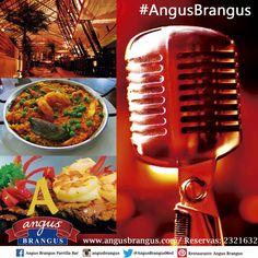 El mejor complemento para una excelente velada, es acompañar buena comida con música en vivo. En Angus Brangus ofrecemos noches de viernes y sábado con música en vivo.   #AngusBrangus #Restaurantes #Medellin #musicaenvivo