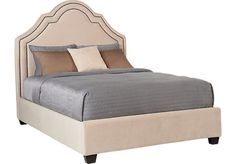 Shop for a Marvella 3 Pc Queen Bed at Rooms To Go. Find Queen Beds that will look great in your home and complement the rest of your furniture.