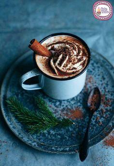 Cioccolata calda al caffè- Coffee hot chocolate drink