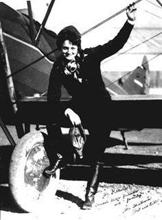 Louise Thaden (1905-1979), Pioneer Aviatrix